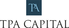TPA Capital Private Equity Logo Dark